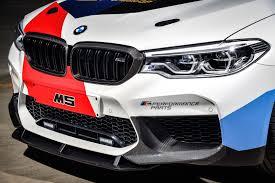 2018 BMW M5 MotoGP Safety Car: Exposed