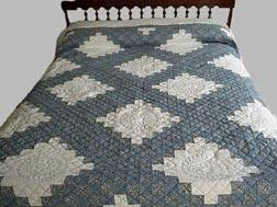 Cravitz Chain Bed Quilt - Amish Hand Quilting | Quilting ... & Cravitz Chain Bed Quilt - Amish Hand Quilting Adamdwight.com