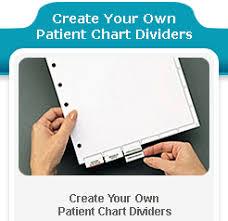 Patient Chart Tabs Online Index Tabs