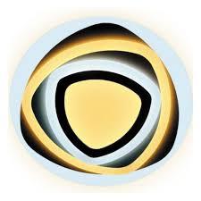 Потолочный светодиодный <b>светильник Ambrella</b> light Acrilic <b>FA804</b>