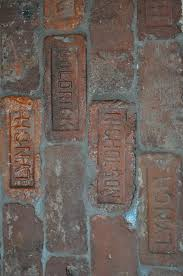 Brick Floors In Kitchen Vintage Brick Floor Kitchens Kitchen Floors