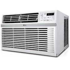 lg lw8016er 8 000 btu 115v window mounted air conditioner with remote control