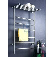 wall mount towel warmer. Towel Warmer Wall Mount T Shaped Stainless Steel Electric Heated Rail Bathroom Mounted
