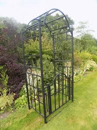 mackintosh garden arch with gates uk