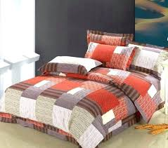 orange and gray bedding orange and gray comforter set burnt orange and gray bedding orange and orange and gray bedding