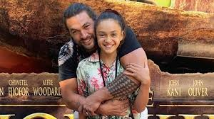 Jason Momoa Cried While Seeing Lion King On Daughters Birthday