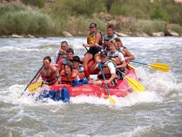 Colorado River Rafting Moab Utah