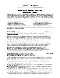 Insurance Resume | Resume Work Template