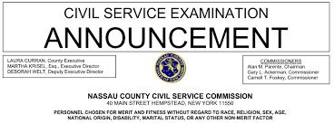 Nassau County Police Salary Chart Job Bulletin