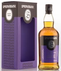 whisky slijterij aanbiedingen