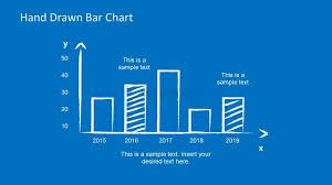 Hand Drawn Bar Chart Style For Powerpoint Slidemodel