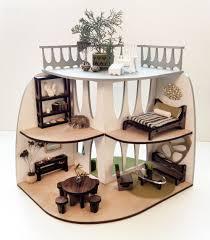 miniature modern furniture. wonderful modern sustainable midcentury modern dollhouse and furniture and miniature e