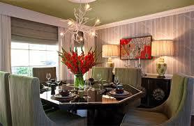 floral arrangements dining room table. hollywood residence floral arrangements dining room table n