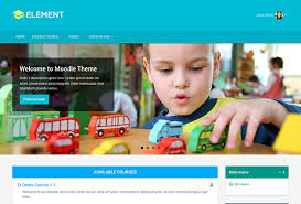 moodle templates outstanding responsive moodle themes