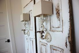 Paint it washed-white for an antique feel