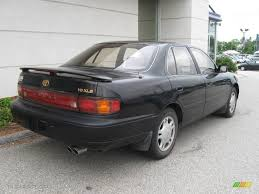 1994 Black Toyota Camry XLE V6 Sedan #11353354 Photo #3 | GTCarLot ...