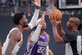 Suns preseason basketball begins ...