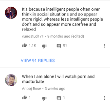 rigid people. being alone, porn, and watch: it\u0027s because intelligent people often over think in rigid o