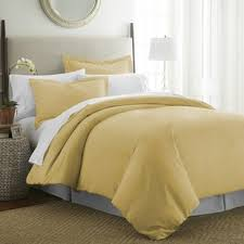 Yellow & Gold Bedding Sets