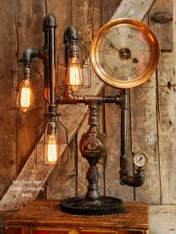 steampunk lighting. Steampunk Lighting P