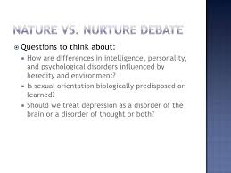 nature vs nurture essays madrat co nature vs nurture essays