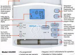 hunter thermostat 44550 wiring diagram images rv furnace diagram besides century ac motor wiring diagram on h wire thermostat