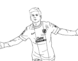 Small Picture Lionel Messi Coloring Pages Printable Images Kids Aim Coloring