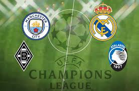 Champions League in diretta! Gladbach contro il Manchester City. Partita  Atlanta e Real Madrid - ultimi risultati e gol