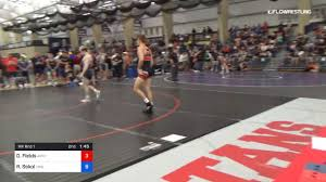 65 Kg Rr Rnd 1 Derek Fields Arsenal Wrestling Vs Ryan Sokol Simley - YouTube