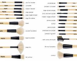 eco chic 24 piece bamboo makeup brush set karity