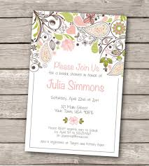Ms Word Invitation Templates Free Download Bridal Shower Invitations Bridal Shower Invitation Templates 11