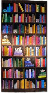 Best 25+ Quilts ideas on Pinterest | Quilting, Quilting tools and ... & Fabric At Work Bookcase Quilt Pattern Adamdwight.com