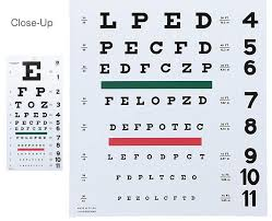 Eye Exam Snellen Chart 27 Credible Eye Chart 1240
