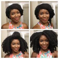 Heatless Summer Hairstyles On Natural Hair Youtube