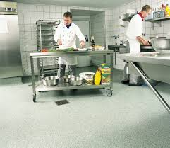 Most Durable Kitchen Flooring Types Of Kitchen Flooring For Commercial Installation