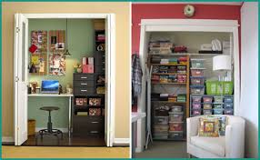 diy closet office. Closet To Office 7 Diy N