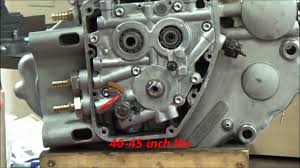 Twin Cam Series: 17 How to align the gerotor oil pump in a twin cam ...