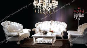 Italian Living Room Antique Set