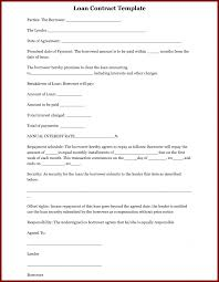 example short form short term loan agreement template short term loan agreement example