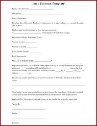 example short form short term loan agreement template short term loan agreement example
