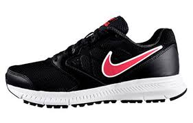 nike running shoes 2016 black. latest nike downshifter 6 new 2016 black/coral pink/white running shoes for women black