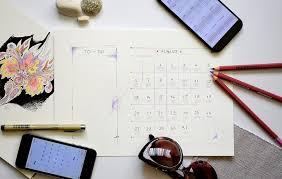 Cetak Undangan Kalender Meja di Badung