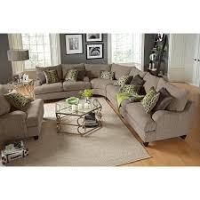 Kroehler Bedroom Furniture Santa Monica Ii Upholstery 3 Pc Sectional By Kroehler This Is