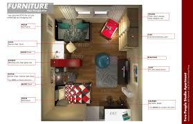 studio apartment furniture ikea. IKEA Studio Apartment Ideas | Two People Plan Perspectives With Furniture . Ikea