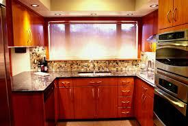 kitchen backsplash light cherry cabinets. Fantastic Cherry Cabinets With Light Granite Countertops Us Charming Black Kitchen Backsplash