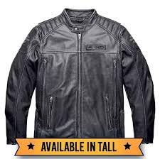 harley davidson reg men s midway distressed leather jacket
