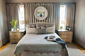 bedroom curtains behind bed. TRANSFORM YOUR APARTMENTS WITH FAVORITE WALL CURTAINS · Curtains Behind BedWall CurtainsBedroom Bedroom Bed T