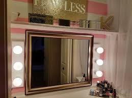 Husband Makes Wife Closet Vanity