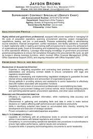 Resume For A Federal Job Best Of Resume For Federal Jobs Unique