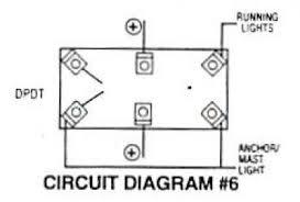 similiar boat navigation light wiring diagram keywords navigation toggle light switch wiring diagram